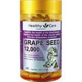 澳洲Healthy Care 葡萄籽膠囊12000mg 300粒