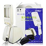 周林频谱保健治疗仪 WS-301 家用烤电理疗仪