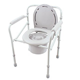 鱼跃坐厕椅 老人孕妇马桶座便凳 H023B