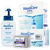 鼻可乐鼻腔清洗器30袋洗鼻盐+240ml洗鼻器 成人洗鼻套装