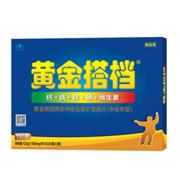 黄金搭档多种维生素矿物质片 中老年型礼盒100片