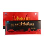 北京人参蜂王浆口服液 4盒装